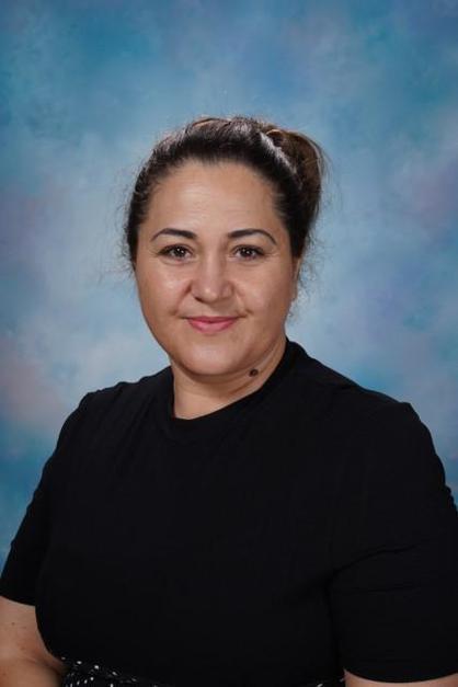 Mrs Croitoriu - 1:1 Teaching Assistant