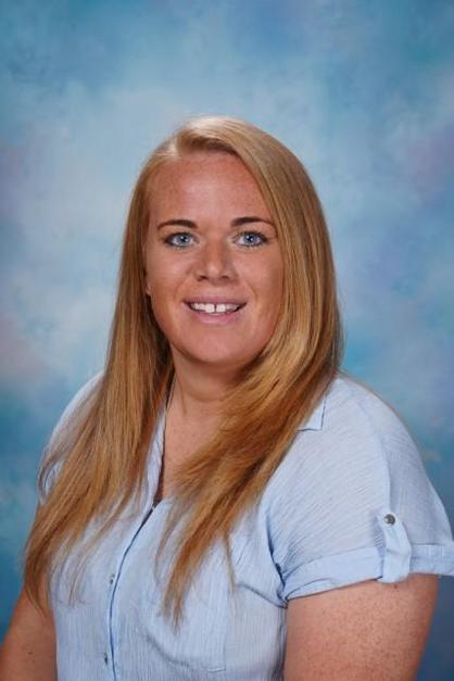 Miss Roberts - Class Teacher