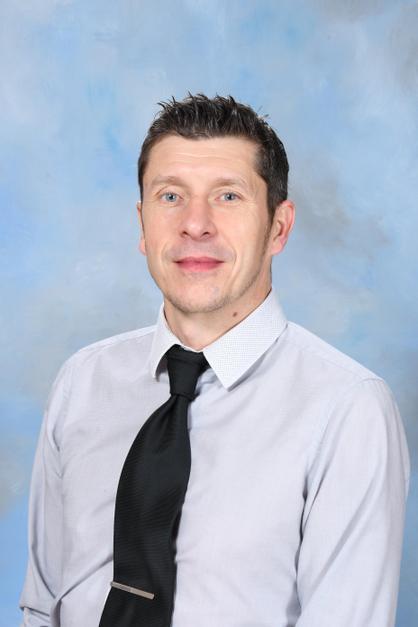 Mr Miller-Crook - Teaching Assistant