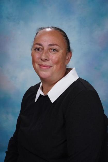 Mrs Harrison - 1:1 Teaching Assistant