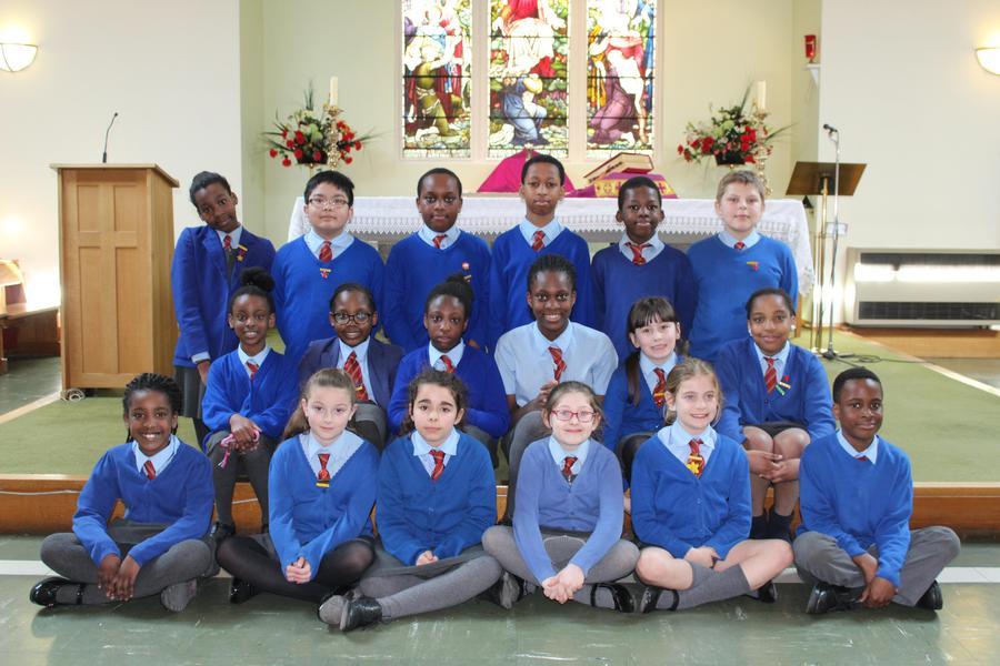 School Chaplains 2017/2018
