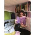 ZL's reading den