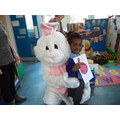 Our Easter Bunny