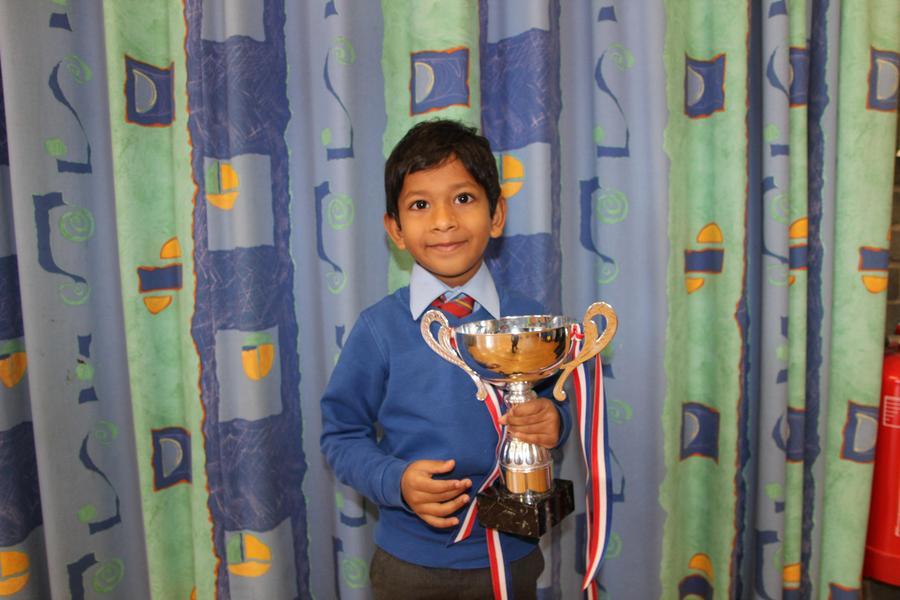Early Years Winner 13/11/19