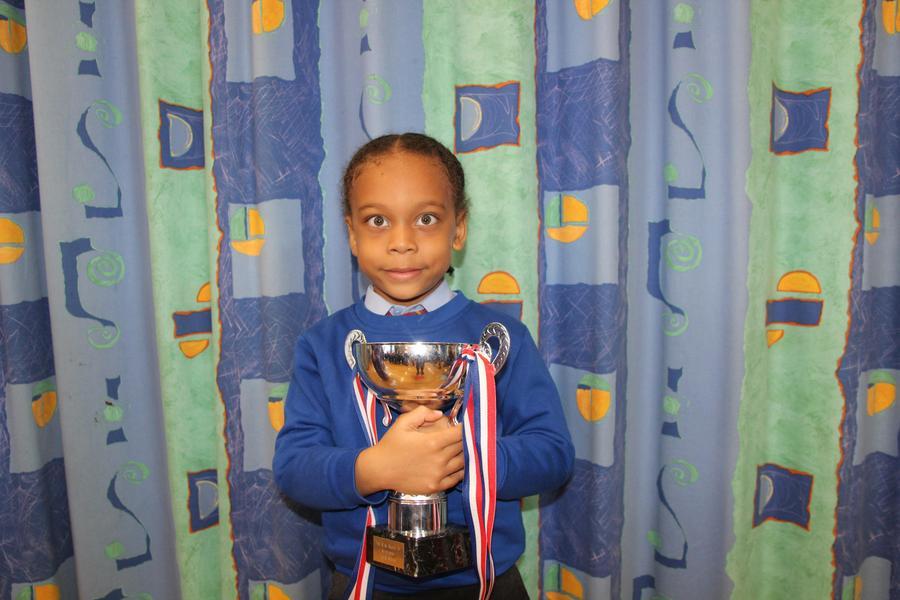 Early Years Winner 09/10/19