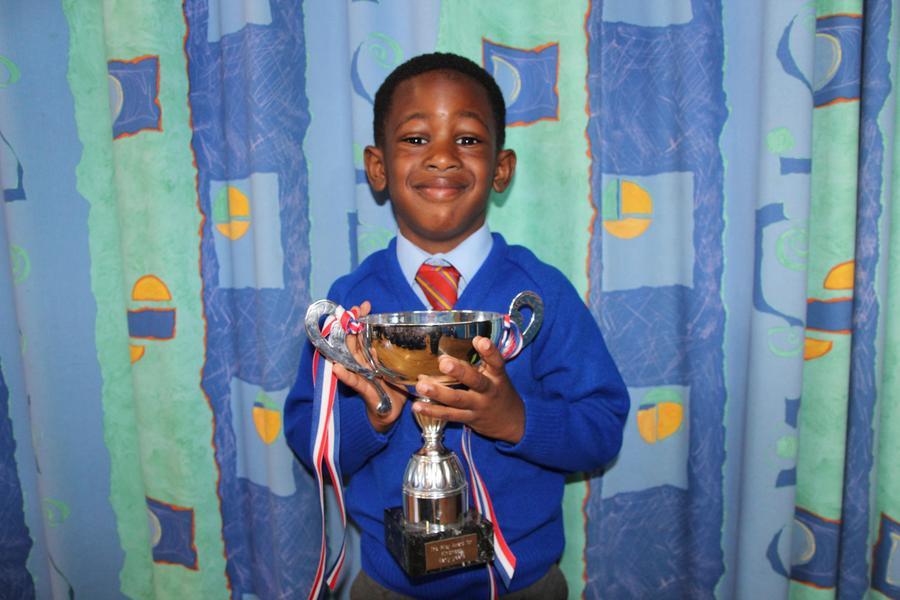 Early Years Winner 18/09/19
