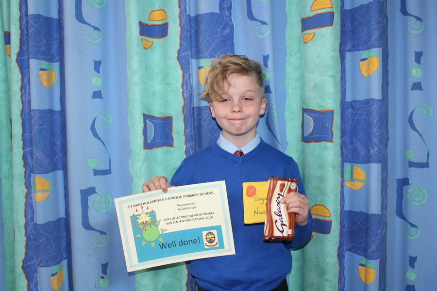 Noah - Overall Winner For Charity