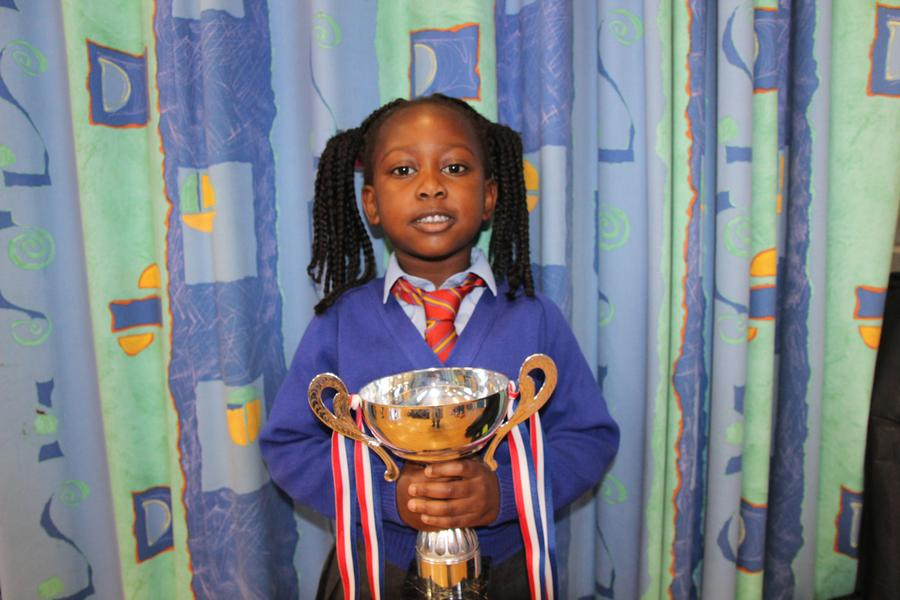 Early Years Winner 02/10/19