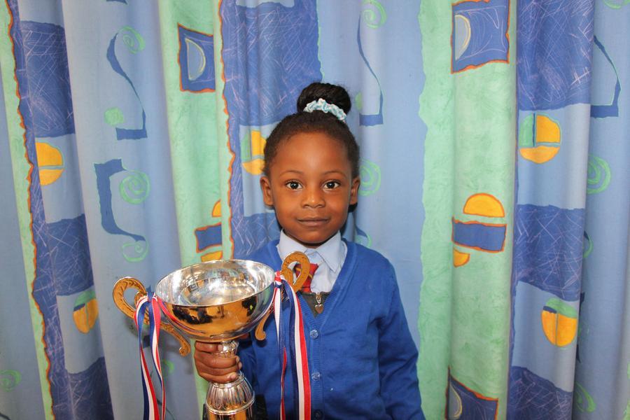 Early Years Winner 25/09/19