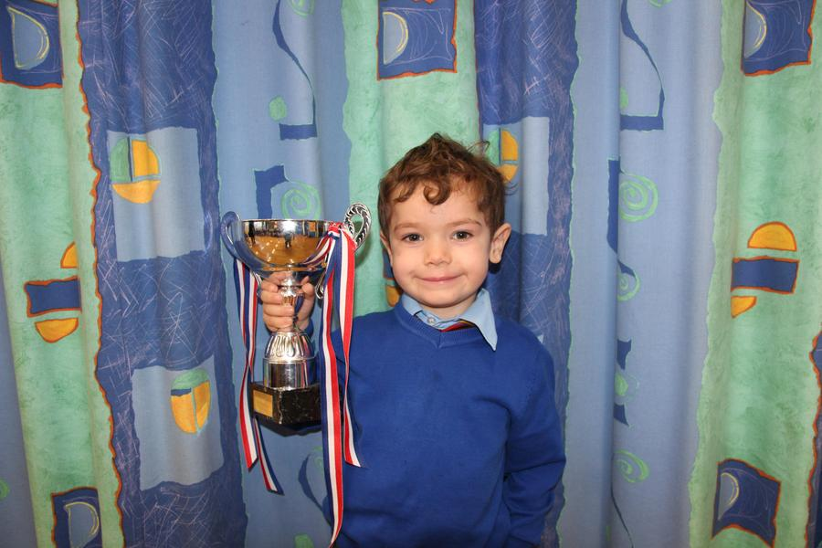 Early Years Winner 15/01/20