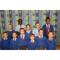 Mercy House Captains