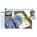 One Way System for Playground