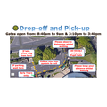 Drop Off and Pick Up Points