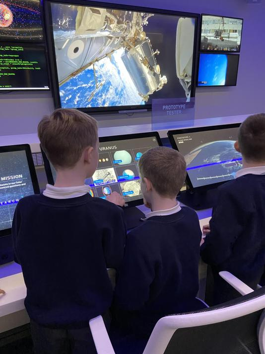 Space Exploration at the Centre for Life