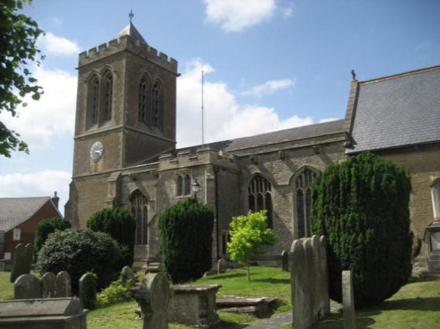St Bartholomew and All Saints Church