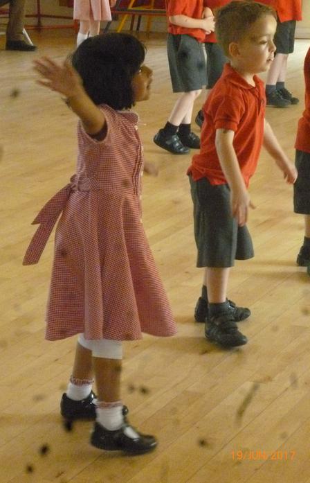 Ladybird Bollywood Dance