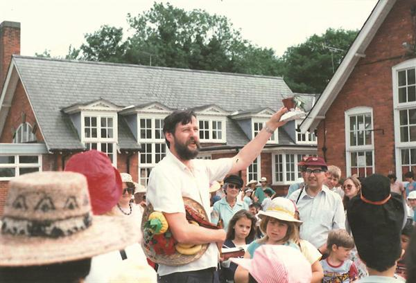 Hat Fair Celebrations in 1988