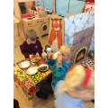 The Tiger Who Came to Tea Role Play
