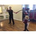 Fencing Coach