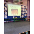 Diwali assembly...