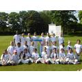 3 Girls St. Bede's Teams!