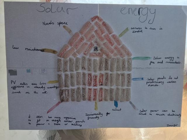 Solar Energy from Jennifer