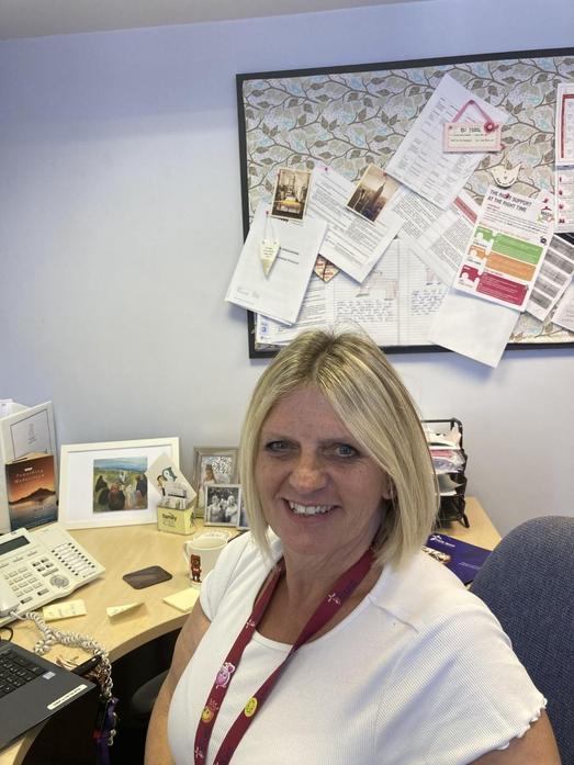Mrs Parker - Vice Principal, SENCO & Aston