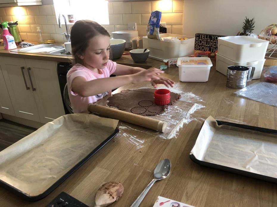 Lola baking