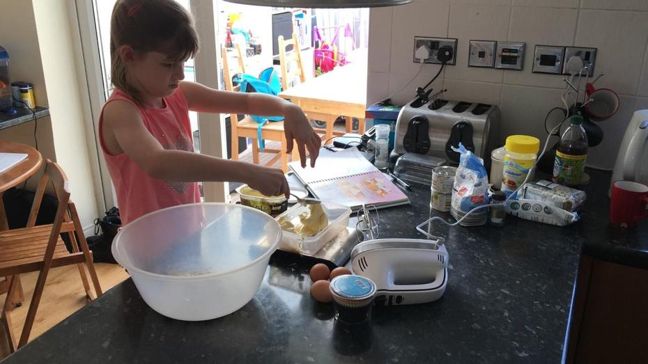 Cooking Cakes