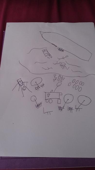 Alex's beach idea
