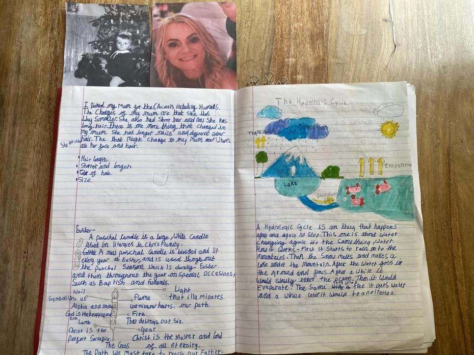 Victoria- home learning