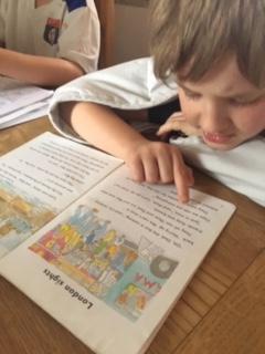 William reading fab!