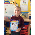 Finn has been our Star in Aston this week