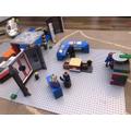 Frankie LEGO airport