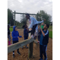 Year 6 Obstacle Challenge