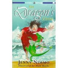 The Dragon's Child - Jenny Nimmo