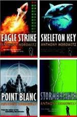 Alex Rider series - Anthony Horowitz