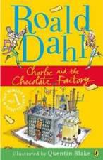 Charlie and Chocolate Factory Roald Dahl