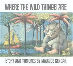 Where the Wild Things are by Maurice Sendek