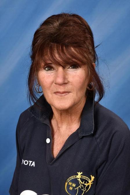Mrs Kearle - Caretaker
