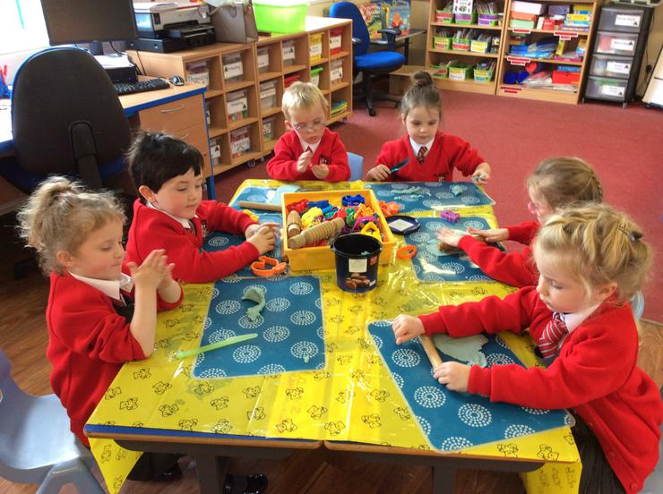 Making Nursery Rhymes with Playground.
