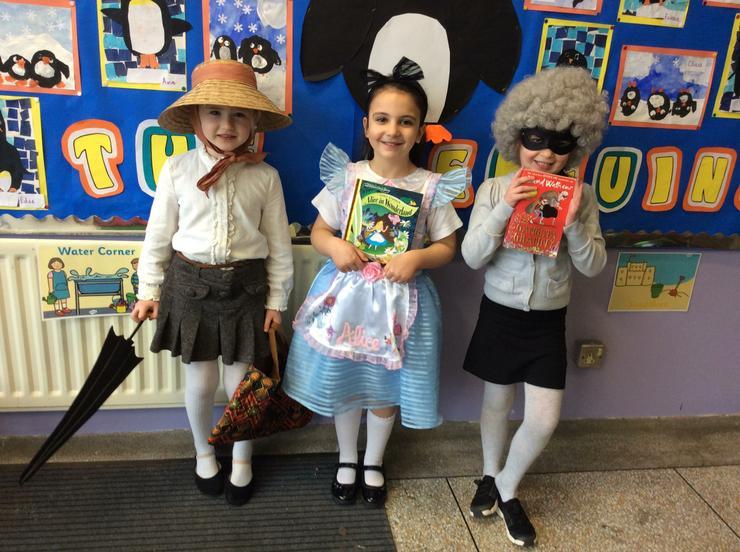 Mary Poppins, Alice in Wonderland, Gangsta Granny