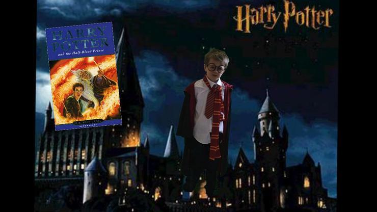 Ashton- Harry Potter