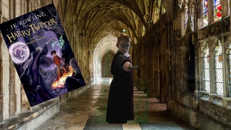 Odhran-Harry Potter