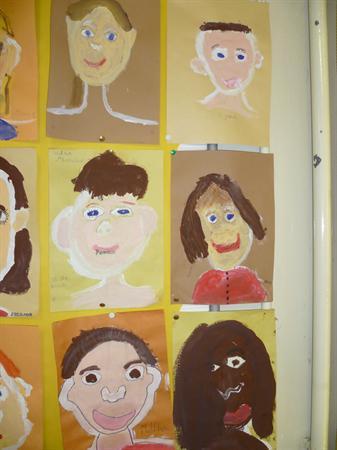 Class portraits