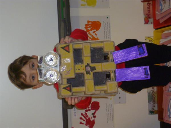 Lorcan's Robot