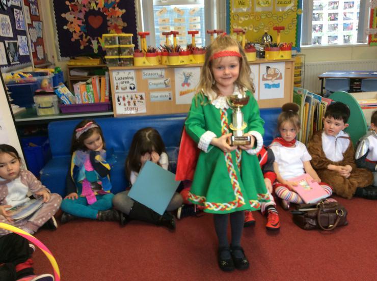 The Irish Dancer