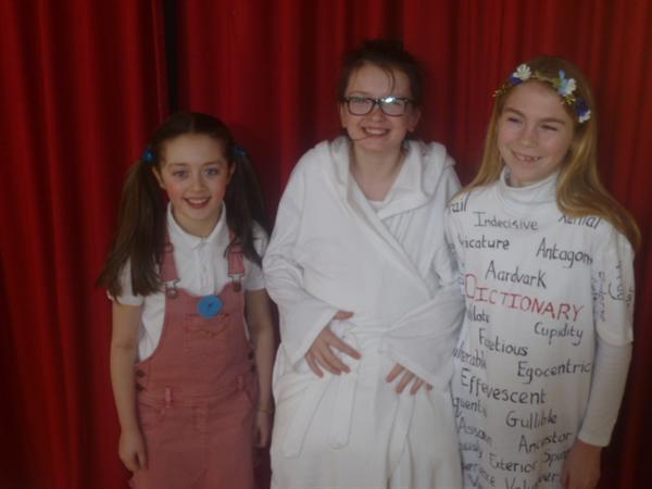 Amelia Jane, Miss Trifle, Dictionay