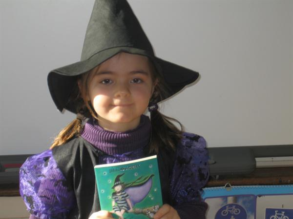 Mildred from The Worst Witch