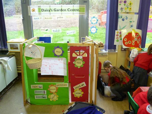 Daisy's Garden Centre.